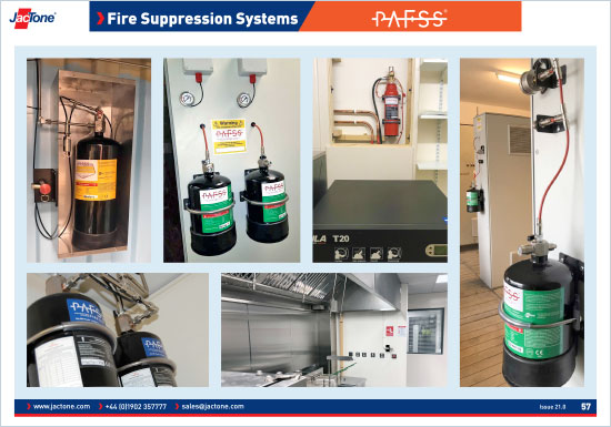 Fire Safety Equipment Catalogue PAFSS Fire Suppression