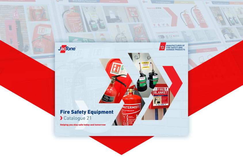 New Jactone Fire Safety Equipment Catalogue
